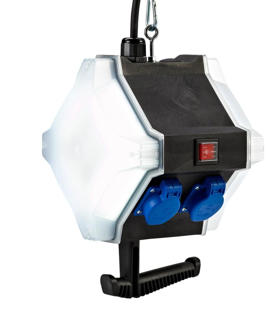 Energie-Hängeverteiler HEDI LED e.STATION