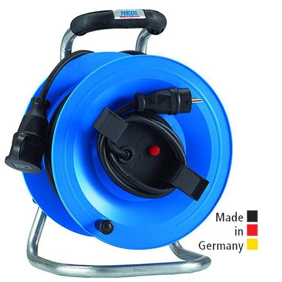 Gerätekabeltrommeln Professional Kunststoffausführung mit Neopren-Gummi-Leitung