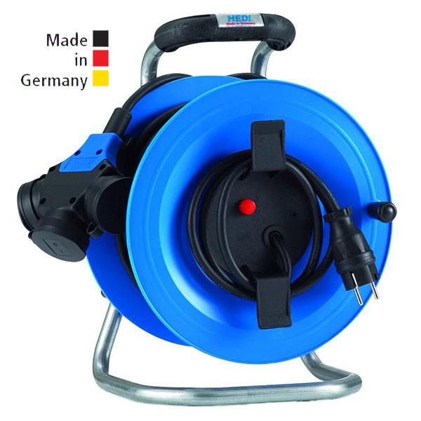 Gerätekabeltrommeln Professional Neopren-Gummi-Leitung & 3-fach-Hängekupplung