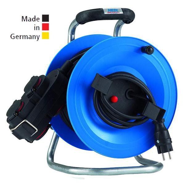 Gerätekabeltrommeln Professional Neopren-Gummi-Leitung & 4-fach-Hängekupplung