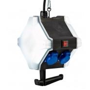 Energie-Hängeverteiler HEDI LED e.STATION AKL2E4000