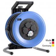 Kabeltrommel Professional Plus 320 Kunststoff, 50 m Neopren-Gummi-Leitung