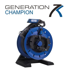Generation 7 Gerätekabeltrommel