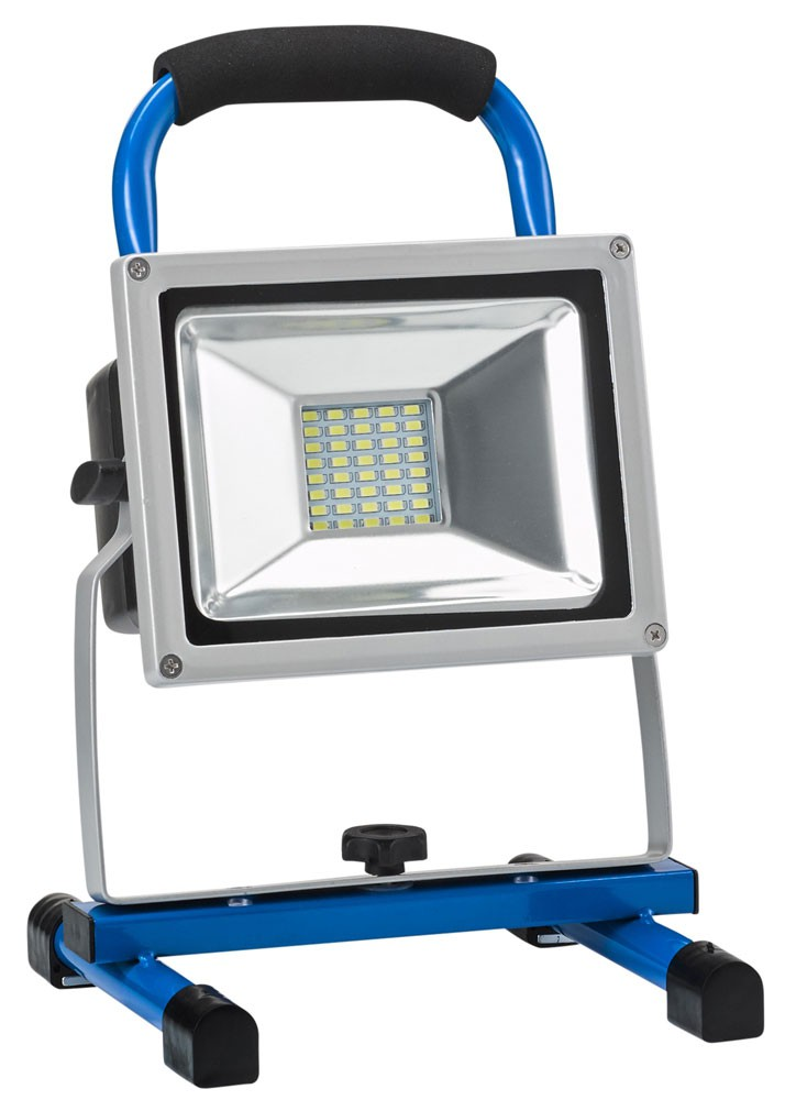 HEDI Akku LED-Strahler im Tragegestell 30 Watt