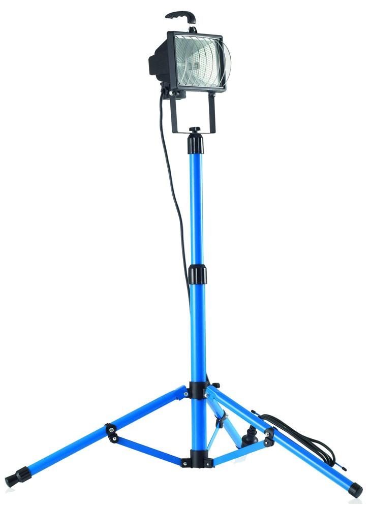 "HEDI Halogen-Strahler ""Comfort"", STATIV, 400 Watt , 9.200 Lumen"
