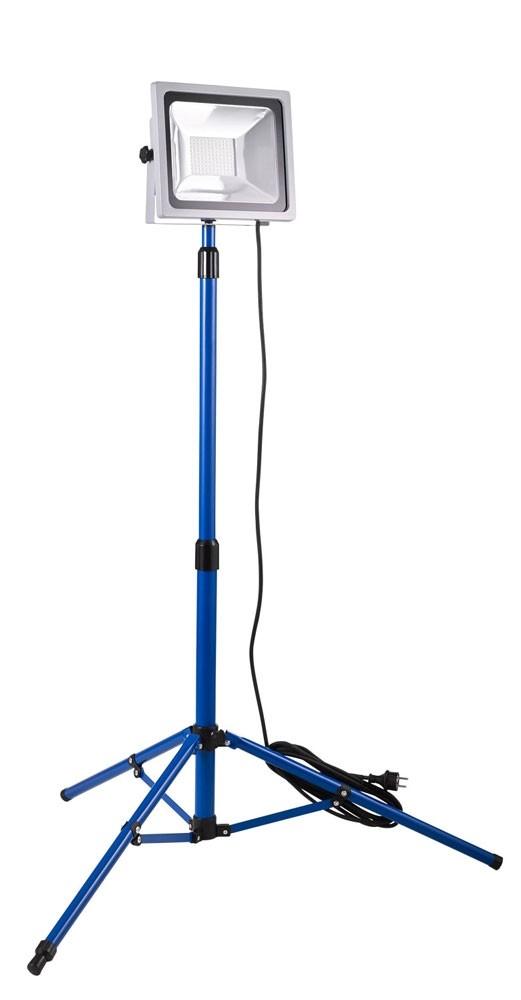 "HEDI LED-Strahler ""Comfort"" mit ausziehbarem Stativ"
