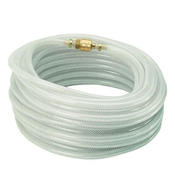 Verlängerungsleitungen, Druckluftschlauch-Verlängerungen PVC-Gewebeschlauch