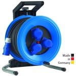 Kabeltrommel  Professional Plus 320 Mit 3 Steckdosen CEE 3x16 A Ausführung mit Neopren-Gummi-Leitung H07RN-F
